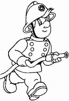 Malvorlagen Kostenlos Feuerwehr Sam Feuerwehrmann Sam