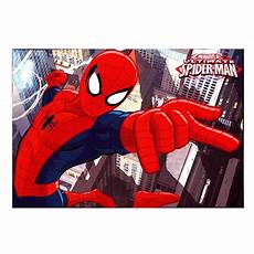 spiderman tapete tapete infantil marvel spider man 1 10m x80cm corttex