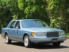 electric and cars manual 1993 lincoln town car user handbook find used 1993 lincoln town car executive 50k original miles free carfax mint condition in