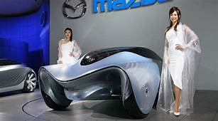Tokyo Motor Shows Past Present And Future  CAR Magazine
