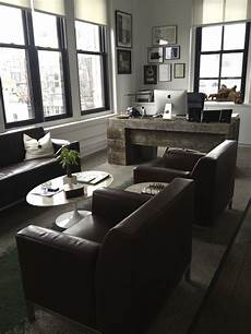 nice home office furniture flatiron nyc ceo s office the sitting area is nice