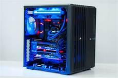 ragnarok gaming pc in corsair air 540 black evatech news