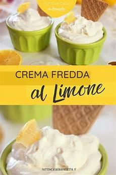 crema chantilly al limone fatto in casa da benedetta crema fredda al limone senza uova fatto in casa da benedetta rossi ricetta nel 2020