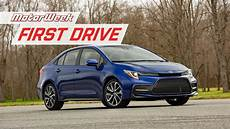 when will the 2020 toyota corolla be available 2020 toyota corolla drive