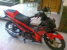 Modifikasi Motor Honda Revo Absolute by Absolute Revo Modifikasi Touring Thecitycyclist