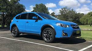 Subaru XV 2016 Review  CarsGuide