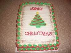 christmas tree sheet cake cakecentral com