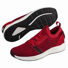 Neko Shoes Orange nrgy neko engineer knit s running shoes shoe