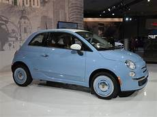 retro themed 2014 fiat 500 1957 edition debuts this