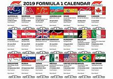 After A Calendar For The 2017 And 2018 Seasons I