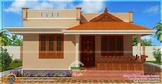 small kerala style house plans small house single storied in 1150 square feet home