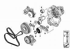 Bmw E46 Engine Drive Belt Diagram by Original Parts For E81 116d N47 3 Doors Engine Belt