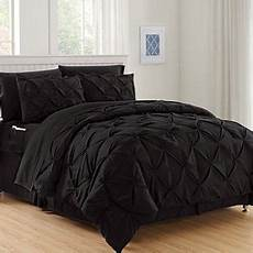 california king black comforters bedding sets for bed bath jcpenney