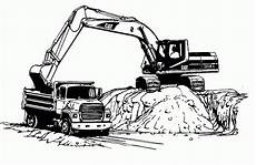 malvorlage bagger bruder malvorlagen bagger traktor