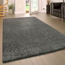 hochflor teppich waschbar einfarbig grau teppich de