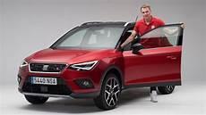 Crossover Offensive Der Neue Seat Arona Preise Motoren