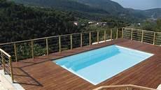 de piscine piscine kos moins de 10 m2 mini budget