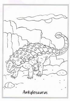 Ausmalbilder Dinosaurier Ankylosaurus Coloring Page Dinosaurs 2 Ankylosaurus Dinosaurs