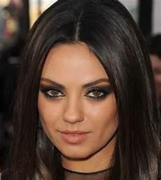 Mila Kunis Augen Mila Kunis Smokey Eye Makeup Step By Step Tutorial