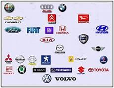 Die Fahrzeuge Werden Automarken Logos Liste