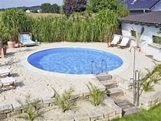 Swimmingpool Selber Mauern - pool selber bauen swimmingpool im garten bauen de
