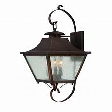 acclaim lighting lafayette collection 3 light copper