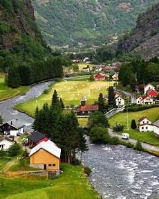 River Valley Flam Orte Zum Besuchen