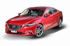 2016 Mazda 6 Gt 2 5l 4cyl Petrol Automatic Sedan