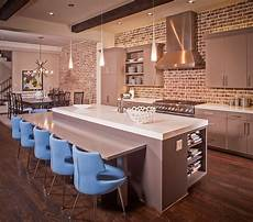 De Parement Cuisine 50 Trendy And Timeless Kitchens With Beautiful Brick Walls