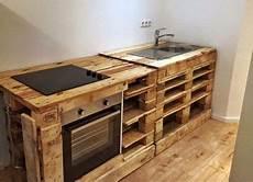 küche selber bauen aus europaletten 21 tolle diy ideen mit altholz oder palettenholz diy