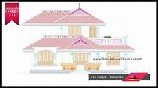 kerala house plans free download 2100 sqft low budget free kerala home plans free