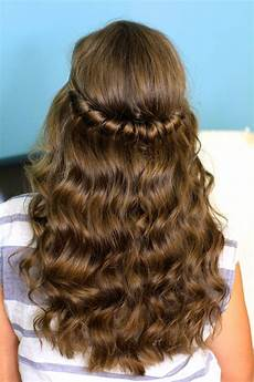 headband twist half up half down hairstyles cute hairstyles