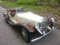 buy used 1927 mercedes gazelle replica kit car