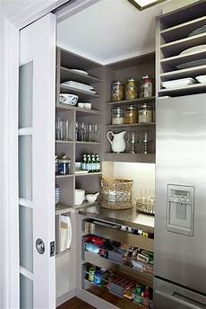 organisieren speisekammer regale teller kitchen floor