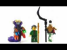 nochmal 15 lego ninjago custom minifiguren zuschauern