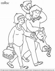 Malvorlagen Caillou Mp3 Caillou Free Coloring Page Coloring Library