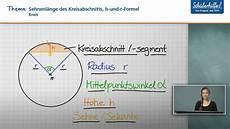 quadratmeter kreis berechnen sehnenl 228 nge kreisabschnitt kreis zylinder