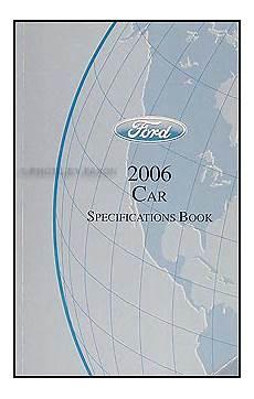 book repair manual 2006 mercury milan navigation system 2006 engine emissions diagnosis manual fomoco car truck