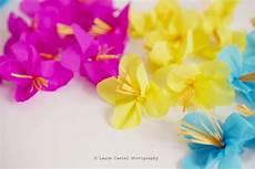 Diy R 233 Aliser Des Fleurs Exotiques En Papier Les Petits