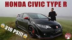 Honda Civic Type R Im Test 310 Ps Hp 270 Km H