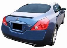 2010 nissan altima custom 2008 2010 nissan altima coupe painted custom style spoiler