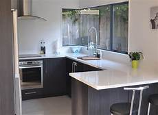 Breakfast Bar Ideas For Small Kitchen by Small U Shaped Kitchen Designs Best Home Decoration