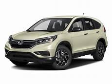 New 2016 Honda Cr V Prices Nadaguides