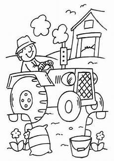 Ausmalbilder Thema Bauernhof Bauernhof Kostenlose Ausmalbilder Zeichnung Kostenlose