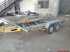 cerco carrello porta auto usato carrello porta auto usato