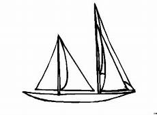 Malvorlage Segelboot Einfach Segelboot Einfach Ausmalbild Malvorlage Die Weite Welt