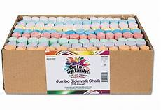 Amazon Com Chalk City Sidewalk Chalk 20 Count Amazon 126 Count Sidewalk Chalk 18 90 Reg 20