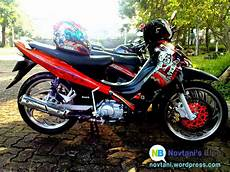 Jupiter Z Modif Trail by Motor Yamaha Jupiter Z Modifikasi Trail Thecitycyclist