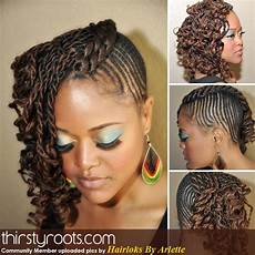 thirsty roots mohawk hairstyles hairloks by arlette hair style twists braids