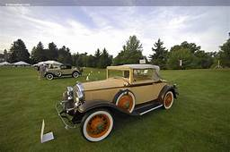 1931 Plymouth Model PA At The Glenmoor Gathering Of